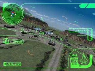 Screenshot Thumbnail / Media File 1 for Ace Combat 3 - Electrosphere [U]
